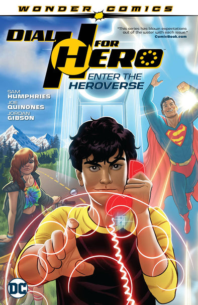 Dial H for Hero TP Vol. 01: Enter the Heroverse