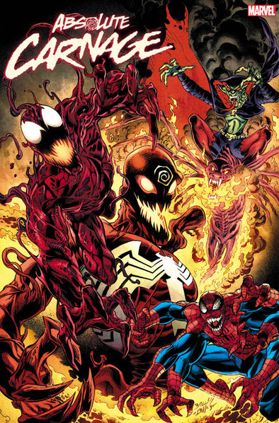 Absolute Carnage (2019) #05 (Cult of Carnage Variant)