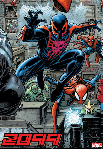 2099 Alpha (2019) #01 (Art Adams Connecting Variant)