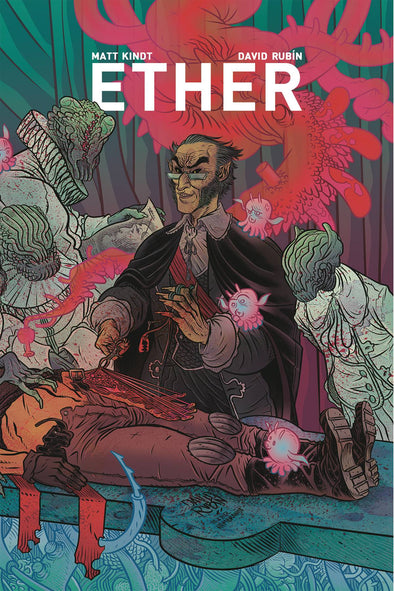 Ether: Disappearance of Violet Bell (2019) #04