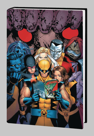 Astonishing X-Men by Whedon & Cassaday Omnibus HC Vol. 01