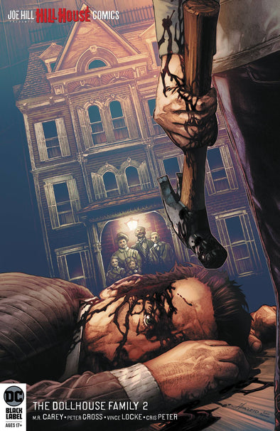 Dollhouse Family (2019) #02 (of 6) (Jay Anacleto Variant)