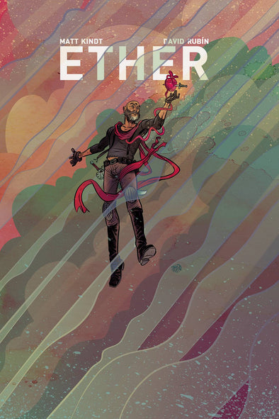 Ether: Disappearance of Violet Bell (2019) #05