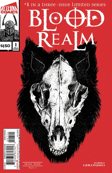 Blood Realm Vol. 3 (2020) #01