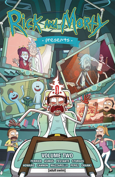 Rick and Morty Presents TP Vol. 02