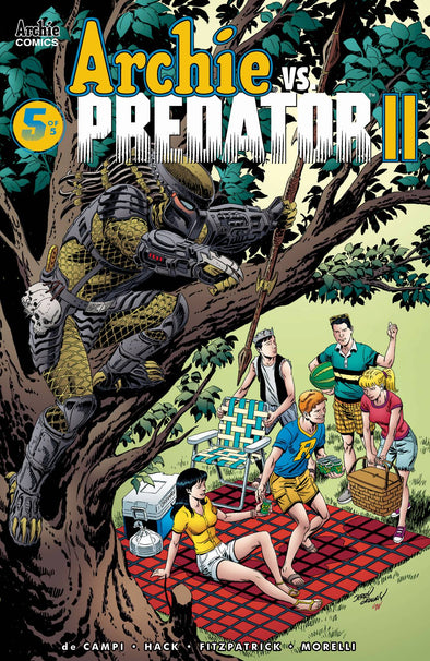 Archie vs Predator 2 (2019) #05 (Jerry Ordway Variant)