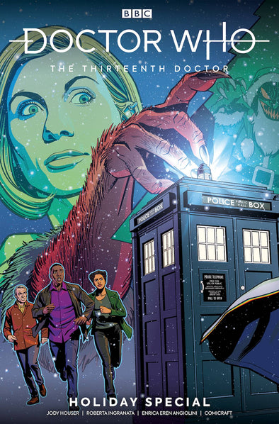 LCSD 2019 Doctor Who 13th Doctor Holiday Special #01