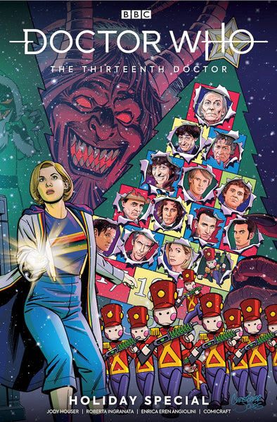LCSD 2019 Doctor Who 13th Doctor Holiday Special #02