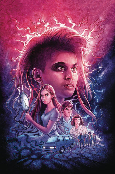 Stranger Things: Into the Fire (2020) #01 (Kyle Lambert Variant)