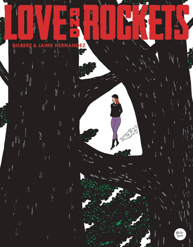 Love & Rockets Magazine #08
