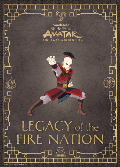 Avatar: The Last Airbender HC: Legacy of the Fire Nation