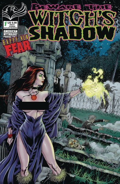 Beware the Witches Shadow Happy New Fear (2020) #01