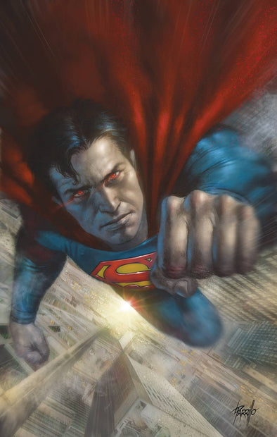 Action Comics (2016) #1020 (Lucio Parillo Variant)