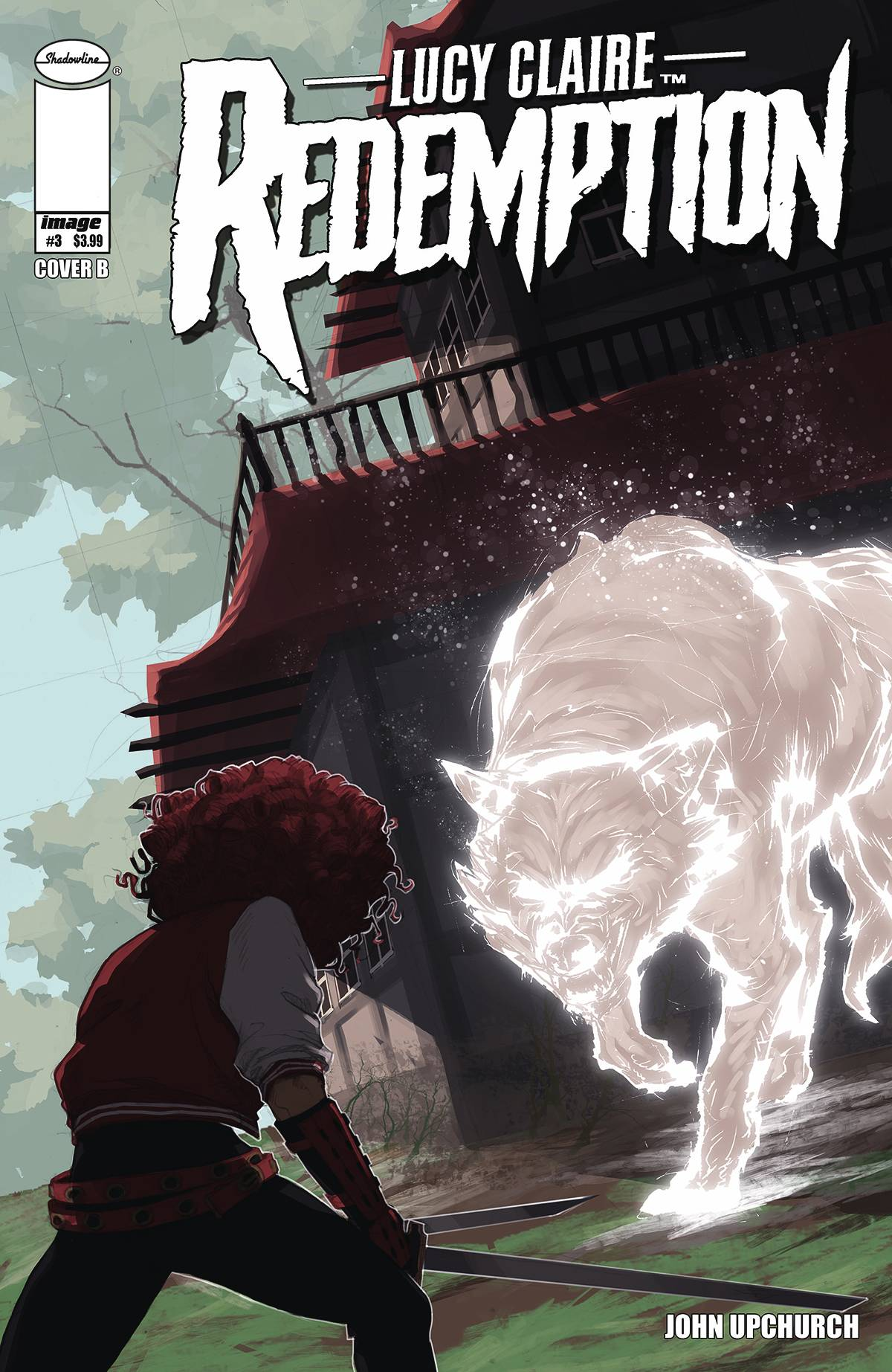 Lucy Claire Redemption (2019) #03 (John Upchurch Variant)