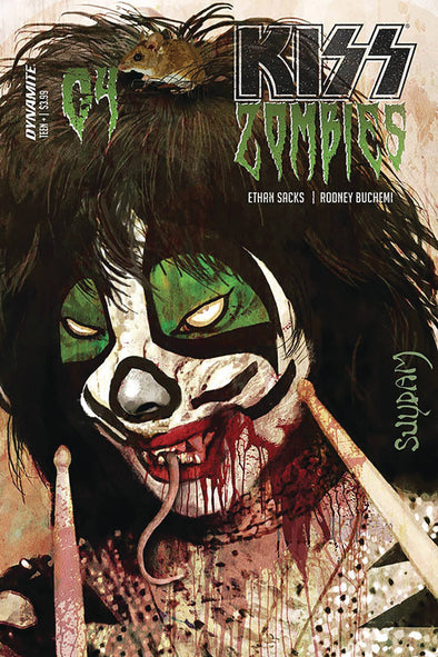 Kiss Zombies (2019) #04