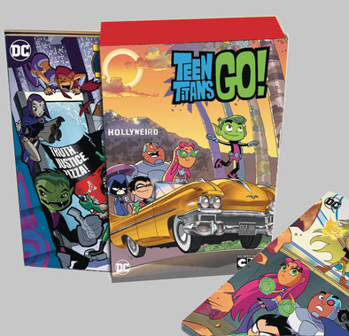 Teen Titans Go Box Set Vol. 02