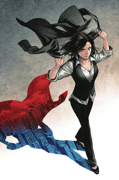 Lois Lane (2019) #08 (of 12) (Karmome Shirahama Variant)