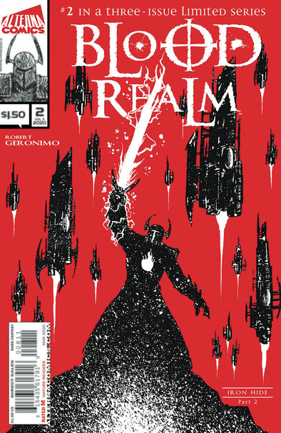 Blood Realm Vol. 3 (2020) #02