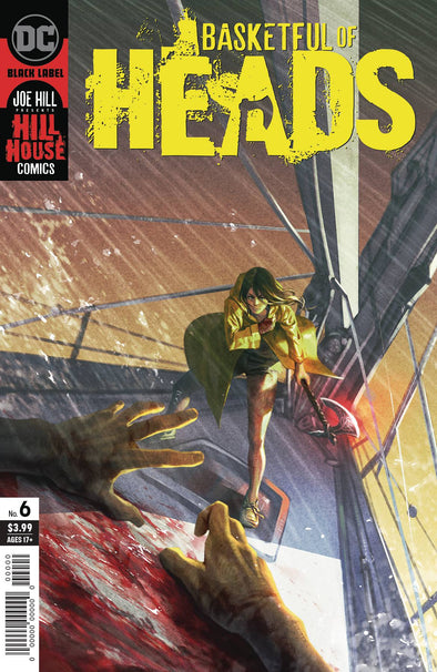 Basketful of Heads (2019) #06 (of 7)