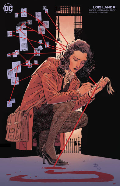 Lois Lane (2019) #09 (of 12) (Bilquis Evely Variant)