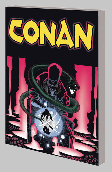 Conan TP: Book of Thoth and Other Stories