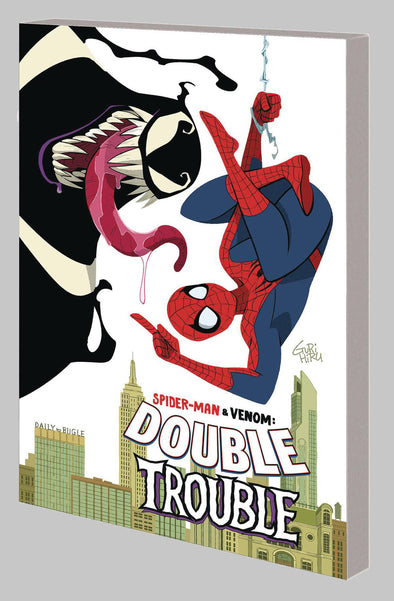 Spider-Man & Venom Double Trouble TP