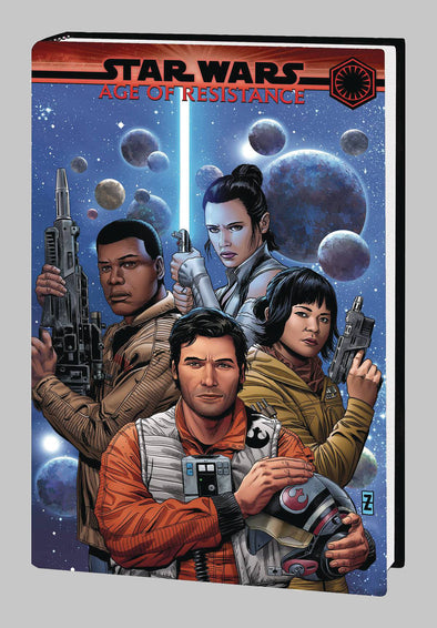 Star Wars Age of Resistance (2019) HC