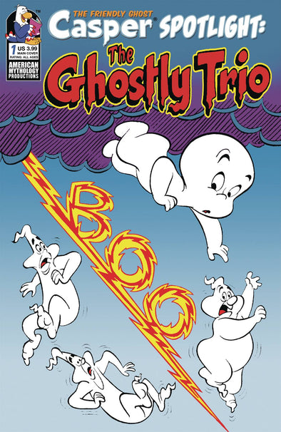 Casper Spotlight Ghostly Trio (2020) #01