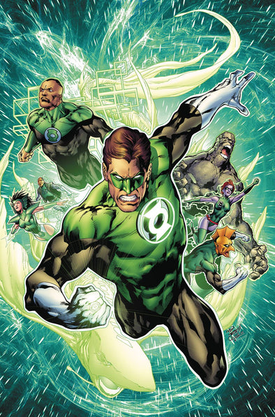 Green Lantern by Geoff Johns TP Vol. 03