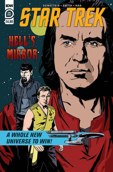 Star Trek Hells Mirror (2020) #01