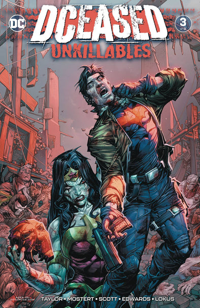 Dceased Unkillables (2020) #03