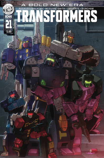 Transformers (2019) #21