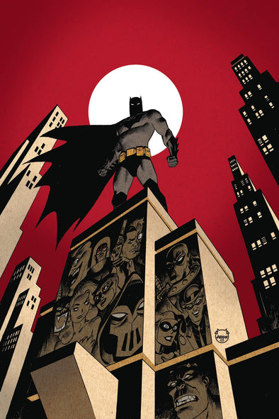 Batman The Adventures Continue (2020) #01 (of 6)