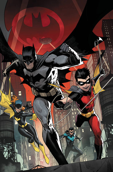 Batman The Adventures Continue (2020) #01 (of 6) (Dan Mora Variant)