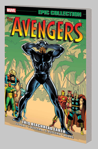 Avengers Epic Collection TP Vol. 05: This Beachhead Earth