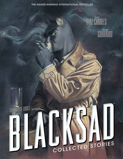 Blacksad Collected Stories TP Vol. 01