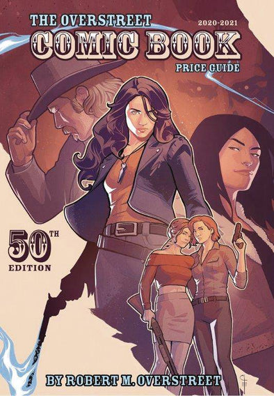 Overstreet Comic Book Price Guide TP Vol. 50 (Wynonna Earp Cover)