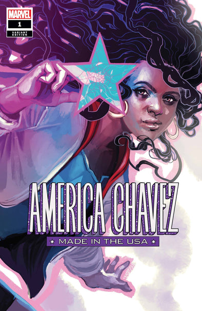 America Chavez Made in USA (2021) #01 (Stephanie Hans Variant)