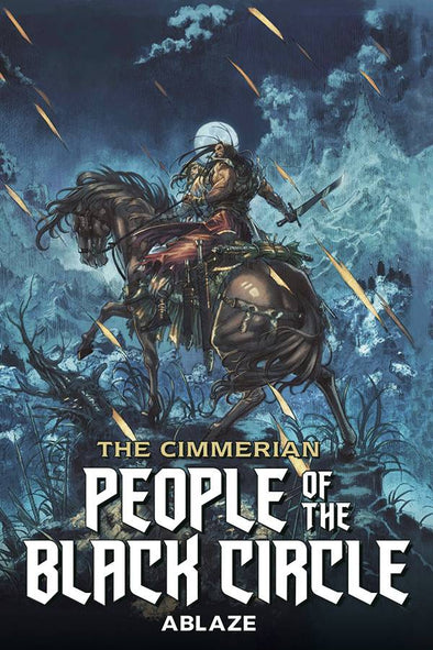 Cimmerian People of the Black Circle (2020) #01