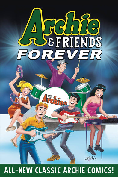 Archie & Firends Forever TP