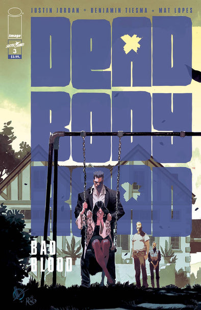 Dead Body Road Bad Blood (2020) #03