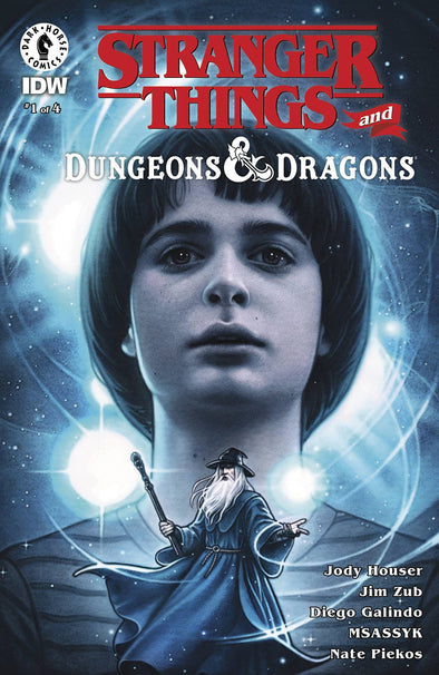 Stranger Things Dungeons & Dragons (2020) #01 (Anna Dittman Variant)