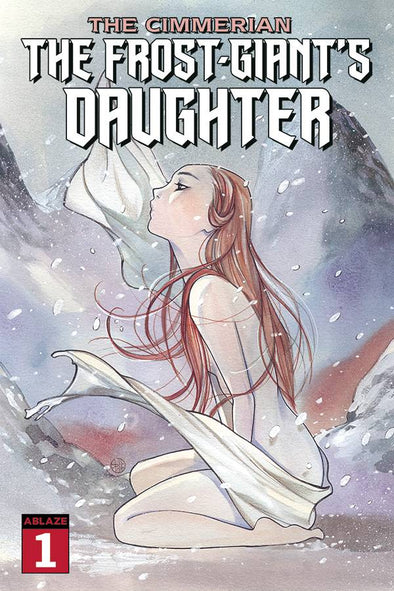 Cimmerian Frost Giant's Daughter (2020) #01
