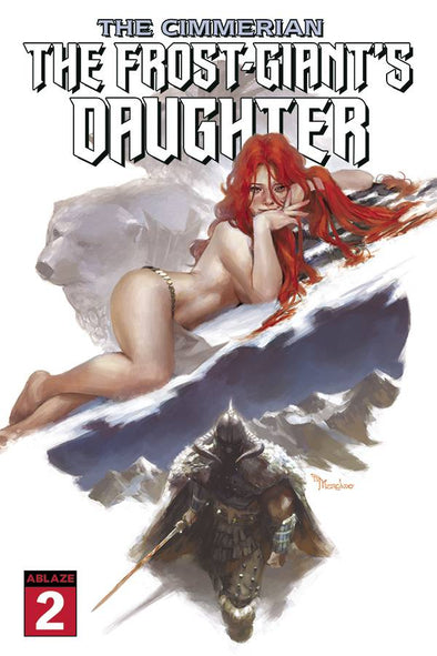 Cimmerian Frost Giant's Daughter (2020) #02