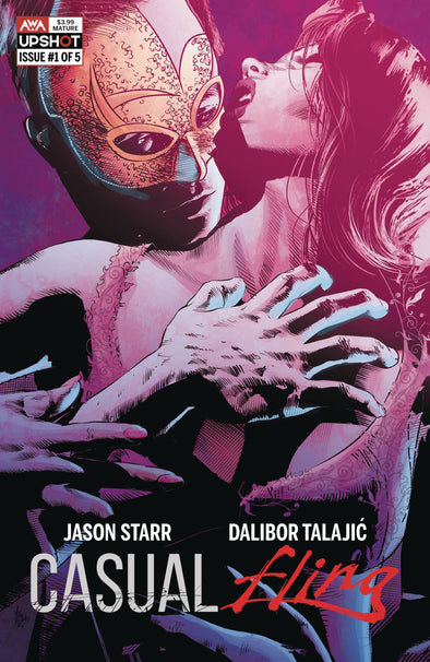 Casual Fling (2021) #01 (of 5) (Mike Deodato Variant)