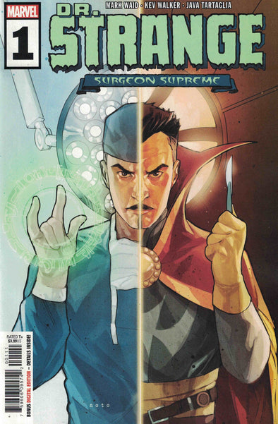 Dr. Strange (2019) #01 (Secret Variant)