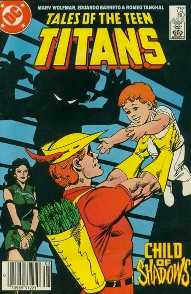 Tales of the Teen Titans (1984) #80