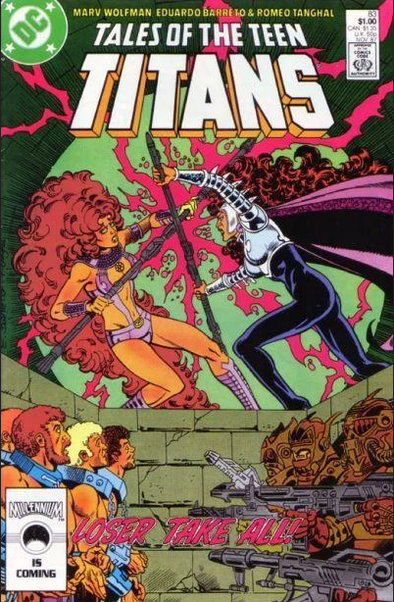 Tales of the Teen Titans (1984) #83