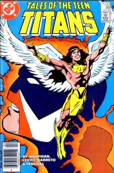 Tales of the Teen Titans (1984) #88