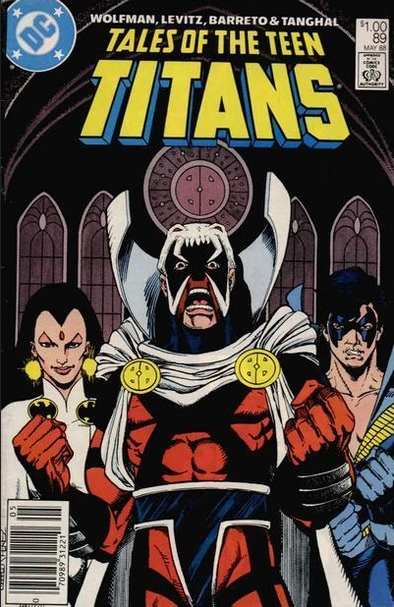 Tales of the Teen Titans (1984) #89